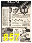 1974 Sears Fall Winter Catalog, Page 857