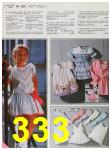 1985 Sears Spring Summer Catalog, Page 333