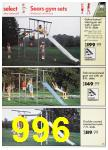 1989 Sears Home Annual Catalog, Page 996