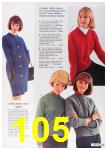 1964 Sears Fall Winter Catalog, Page 105