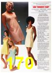 1972 Sears Spring Summer Catalog, Page 170