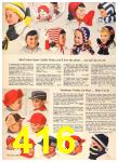 1960 Sears Fall Winter Catalog, Page 416