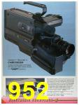 1986 Sears Fall Winter Catalog, Page 952