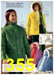 1975 Sears Fall Winter Catalog, Page 355
