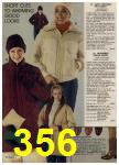 1980 Sears Fall Winter Catalog, Page 356