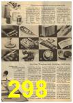 1961 Sears Spring Summer Catalog, Page 298