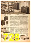 1958 Sears Fall Winter Catalog, Page 728