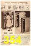 1963 Sears Fall Winter Catalog, Page 354