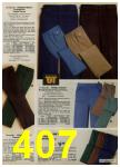 1979 Sears Fall Winter Catalog, Page 407