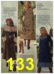 1972 Sears Fall Winter Catalog, Page 133