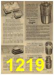 1965 Sears Spring Summer Catalog, Page 1219