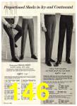 1965 Sears Fall Winter Catalog, Page 146