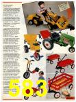 1985 Sears Christmas Book, Page 583