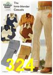 1972 Sears Spring Summer Catalog, Page 324