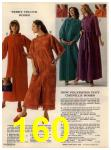 1972 Sears Fall Winter Catalog, Page 160