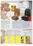 1967 Sears Fall Winter Catalog, Page 1581
