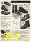 1978 Sears Fall Winter Catalog, Page 331