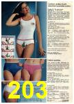1981 Montgomery Ward Spring Summer Catalog, Page 203