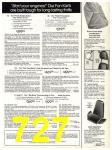 1982 Sears Fall Winter Catalog, Page 727