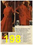 1968 Sears Fall Winter Catalog, Page 198