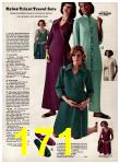1974 Sears Fall Winter Catalog, Page 171