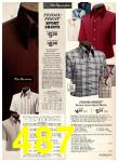1974 Sears Spring Summer Catalog, Page 487