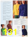 1967 Sears Fall Winter Catalog, Page 131