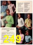 1965 Sears Fall Winter Catalog, Page 249