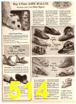 1966 Montgomery Ward Fall Winter Catalog, Page 514