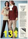 1975 Sears Fall Winter Catalog, Page 131