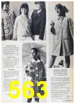 1967 Sears Spring Summer Catalog, Page 563