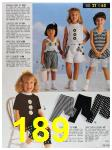 1992 Sears Summer Catalog, Page 189