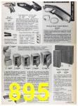 1967 Sears Fall Winter Catalog, Page 895