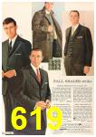 1960 Sears Fall Winter Catalog, Page 619