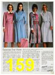 1985 Sears Fall Winter Catalog, Page 159