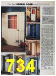 1989 Sears Home Annual Catalog, Page 734