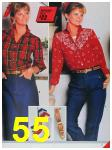 1986 Sears Fall Winter Catalog, Page 55