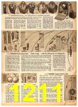 1958 Sears Fall Winter Catalog, Page 1211