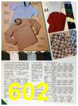 1985 Sears Fall Winter Catalog, Page 602