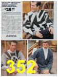 1991 Sears Fall Winter Catalog, Page 352