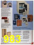 1986 Sears Fall Winter Catalog, Page 983