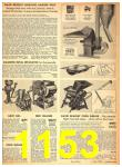 1949 Sears Spring Summer Catalog, Page 1153