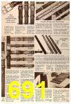 1963 Sears Fall Winter Catalog, Page 691