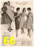 1960 Sears Spring Summer Catalog, Page 66