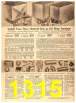 1956 Sears Fall Winter Catalog, Page 1315