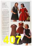 1964 Sears Fall Winter Catalog, Page 407
