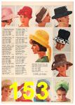 1964 Sears Spring Summer Catalog, Page 153