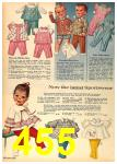 1962 Sears Fall Winter Catalog, Page 455