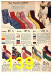 1942 Sears Spring Summer Catalog, Page 139