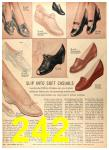 1956 Sears Fall Winter Catalog, Page 242